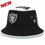 Oakland Raiders New Era Logo Topper Bucket