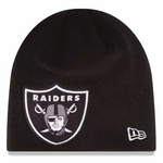 Oakland Raiders New Era Oversizer Knit Hat