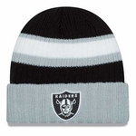 Oakland Raiders New Era Rib Start Knit