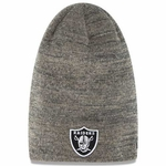 Oakland Raiders New Era Slouch It Knit