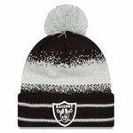 Oakland Raiders New Era Special Blend Glow In The Dark Knit