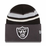 Oakland Raiders New Era Spring Semester Knit