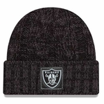 Oakland Raiders New Era Team Ohana 2 Knit
