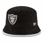 Oakland Raiders New Era Team Trim Bucket