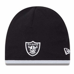 Oakland Raiders New Era Tech Knit Hat