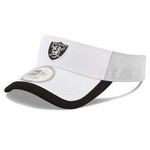 Oakland Raiders New Era Visor Block