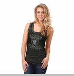 Oakland Raiders New Era Womens Training Camp Tank