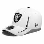 Oakland Raiders New Era Youth Training Camp Cap