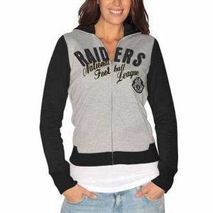 Oakland Raiders Nickel Coverage Hood - Click to enlarge