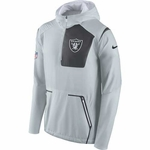 Oakland Raiders Nike Alpha Fly Rush II Jacket