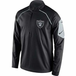Oakland Raiders Nike Alpha Fly Rush Jacket