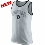 Oakland Raiders Nike Cotton Team Tank