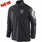 Oakland Raiders Nike Defender Coaches Jacket