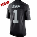 Oakland Raiders Nike Karl Joseph Black Limited Jersey