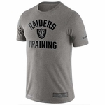 Oakland Raiders Nike Dri-Fit Cotton Training Tee