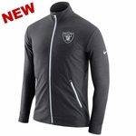 Oakland Raiders Nike Dri Fit Touch Full Zip Fleece