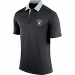 Oakland Raiders Nike Elite Coaches Polo