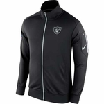 Oakland Raiders Nike Empower Jacket