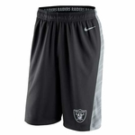 Oakland Raiders Nike Fly 2.0 Shorts