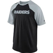 Oakland Raiders Nike Fly Slant Top - Click to enlarge
