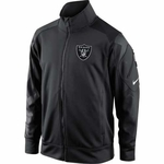 Oakland Raiders Nike Fly Speed Jacket