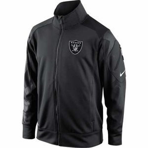 Oakland Raiders Nike Fly Speed Jacket - Click to enlarge