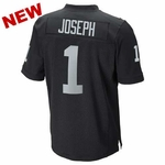 Oakland Raiders Nike Karl Joseph Black Elite Jersey