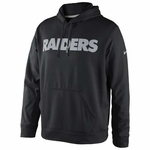 Oakland Raiders Nike KO Wordmark Hood