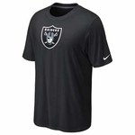Oakland Raiders Nike Legend Authentic Black Tee