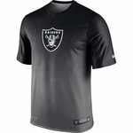 Oakland Raiders Nike Legend Sideline Player Tee