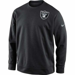 Oakland Raiders Nike Nailhead Crew - Click to enlarge