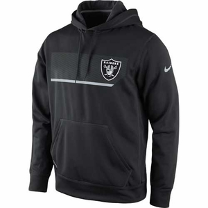 Oakland Raiders Nike Performance Hood - Click to enlarge