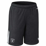 Oakland Raiders Nike Practice Black Short