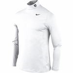 Oakland Raiders Nike Pro Combat Hyperwarm Long Sleeve Training Top