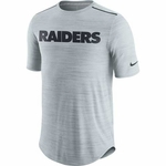 Oakland Raiders Nike Short Sleeve Player Tee