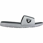 Oakland Raiders Nike Solarsoft Slides