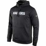 Oakland Raiders Nike Speed Performance Hood