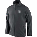 Oakland Raiders Nike Sphere Hybrid Jacket