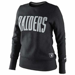 Oakland Raiders Nike Tailgator Crew - Click to enlarge