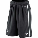 Oakland Raiders Nike Team Issue Shorts