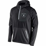 Oakland Raiders Nike Vapor Speed Fly Black Jacket