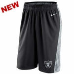 Oakland Raiders Nike Warp Short