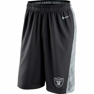 Oakland Raiders Nike Warp Short - Click to enlarge