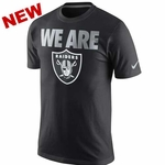 Oakland Raiders Nike We Are Tee