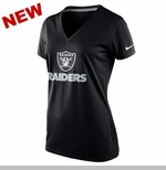 Oakland Raiders Nike Womens Everyday Legend Tee