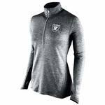 Oakland Raiders Nike Womens Stadium Element Top
