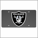 Oakland Raiders Novelty Automotive Merchandise