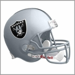 Oakland Raiders Novelty Helmets Merchandise
