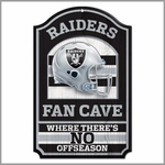 Oakland Raiders Novelty Housewares Merchandise