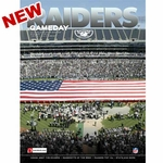 Oakland Raiders November 3rd Game Day Program vs. Philadelphia Eagles